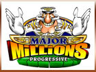 Major Millions Best Progressive Jackpots Australia