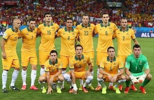Socceroos Australian Soccer Team