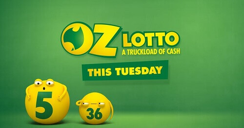 Oz Lotto WInners Australia