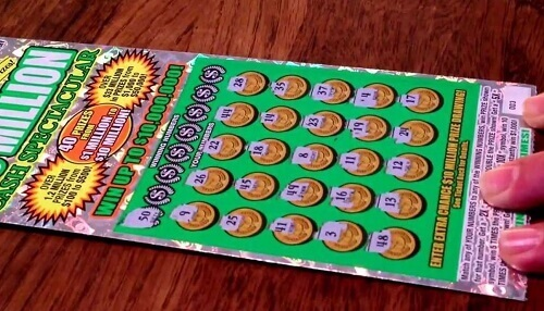 Scratch Card Online Casino Games