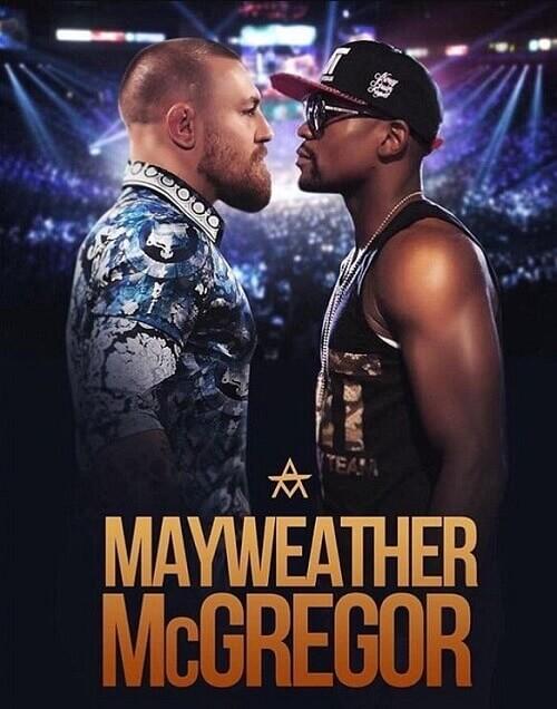 Mayweather McGregor Fight