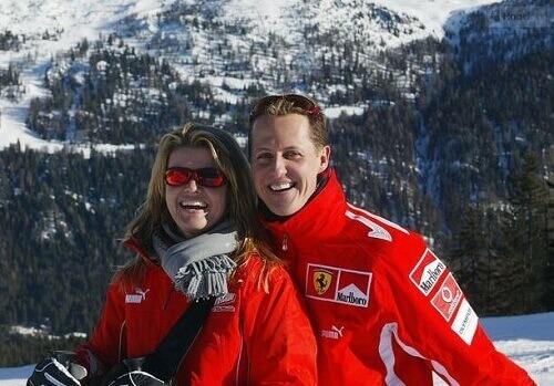 Michael Schumacher Racing Legend