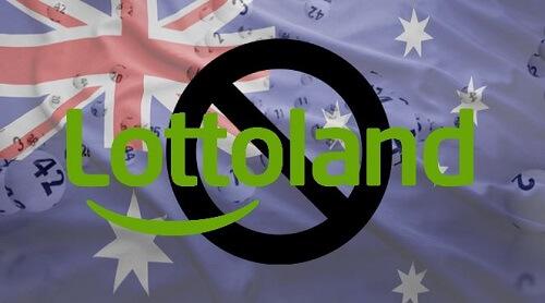 Ban on LottoLand in Australia