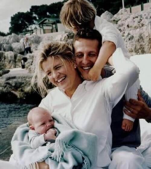 Michael Schumacher F1 Driver