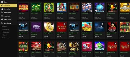 Rich Casino Online