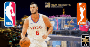 MGM Resorts International Signs a Deal with the NBA