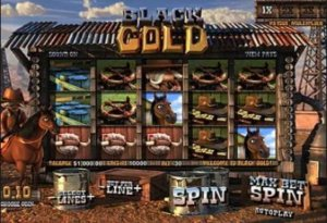 Black Gold Pokie in Aus
